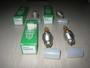 multi-electrode spark plug