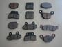 various brake pad