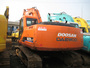 USED EXCAVATOR DAEWOO HYUNDAI SUMITOMO - photo 2