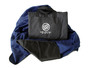 Navy Blue Buick Golf  Weatherproof Travel Blanket