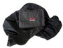 Black Chevy Racing Weatherproof Travel Blanket