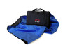 Blue Chevy Racing Weatherproof Travel Blanket