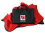 Red Saturn Weatherproof Travel Blanket