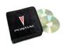 Black Pontiac CD / DVD Case