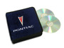 Navy Blue Pontiac CD / DVD Case