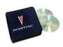 Navy Blue Pontiac CD / DVD Case