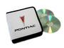 White Pontiac CD / DVD Case