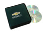 Forest Green Chevrolet CD / DVD Case