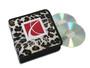 Leopard Saturn CD / DVD Case