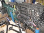 DAF XF EURO-3 complete new engine - photo 1