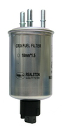 Hyundai Terracan 2.9 diesel fuel filter - photo 2