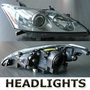 headlight for LEXUS ES350 Series