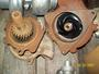3 HOLSET COMPRESSORS 2 DRIVE GEARS + 2 WATER PUMPS - photo 1