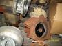 3 HOLSET COMPRESSORS 2 DRIVE GEARS + 2 WATER PUMPS - photo 2