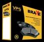 BRAXE- VPS brake pads packing