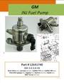 GM 3.6L INJ Fuel Pump 740 - photo 0