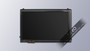 LCD panel with touch screen