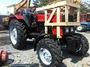 New farm tractors MTZ-892.2 (Belarus)