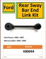 Ford Rear Sway Bar End Link Kit #044
