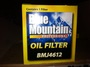 Blue Mountain oil filters