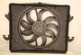 Dodge Ram Raduator Fan Module
