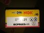 NGK BCPR6ES-11 spark plug.