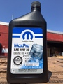 Mopar Motor Oil 10w30 part # 68218930AB - photo 1