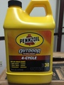 Pennzoil  4-Cycle Engin Oil SAE30