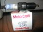 MOTORCRAFT AGSF33C SPARK PLUGS - photo 2