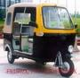 3-wheel motorcycle with CNG - photo 0