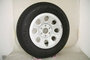 "17"" Wheel and Tire Packages - 05-12 Chevy Silverado 17x7 Wheels with Tires"
