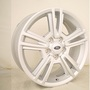 10-12 Ford Mustang Silver Split Spoke Wheels
