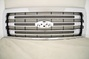 2013 Ford F-150 Chrome Grille no Emblem