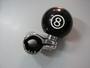 Gear Shift Knobs - 8 ball steering wheel ball