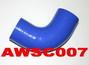 90 Degree Silicone Elbow Hose