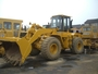 966E Used wheel loader caterpillar loader
