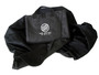 Black Buick Golf  Weatherproof Travel Blanket