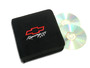 Black Chevy Racing CD  /  DVD Case