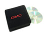 Black GMC CD / DVD Case