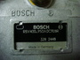 BOSCH INJECTION PUMP