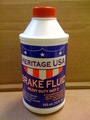 Brake Fluid DOT 3 Heritage USA