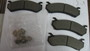 brake pads for Chevrolet Truck