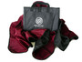 Burgundy Buick Golf  Weatherproof Travel Blanket
