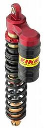 Shock Absorbers - Elka Front and Rear Shocks Yamaha Rhino 660 suspension