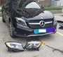 For 2015 2016 2017 2018 MERCEDES-BENZ GLA250 Head Light Assembly Driver and