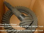 Ford Ring & Pinion, 3.55 Ratio, 10.25 Ring Gear, O.E.M