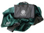Forest Green Buick Golf  Weatherproof Travel Blanket