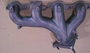 GM exhaust manifold 350ci./5.7L V8