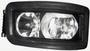 Head light for Man Tga W/E-mark approval