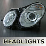 Headlights for Mercedes Benz E240,E280 Series